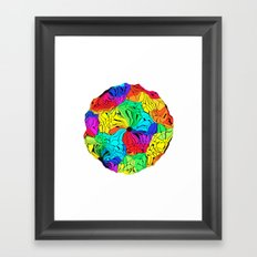 total Framed Art Print