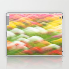 Tulip Field Abstract - Holland Michigan Laptop & iPad Skin
