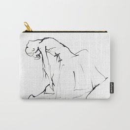 Ballet Dance Drawing Carry-All Pouch