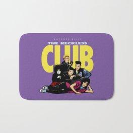 The Reckless Club Bath Mat