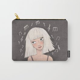 Maddie Ziegler (Chandelier - Elastic Heart) Carry-All Pouch