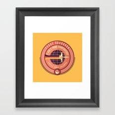 Rogue Squadron Framed Art Print