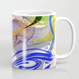 "Abstract Art ""Journey in the Mind"" inspiredbyjeneva Coffee Mug"