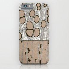 Inside White Ash 2 Slim Case iPhone 6s
