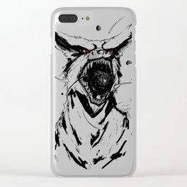 Naruto Kyuubi Bijuu Clear iPhone Case