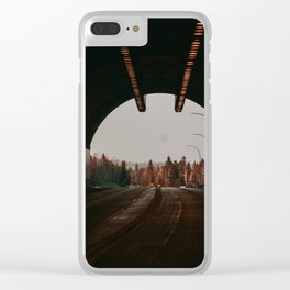 Hold Your Breath Clear iPhone Case