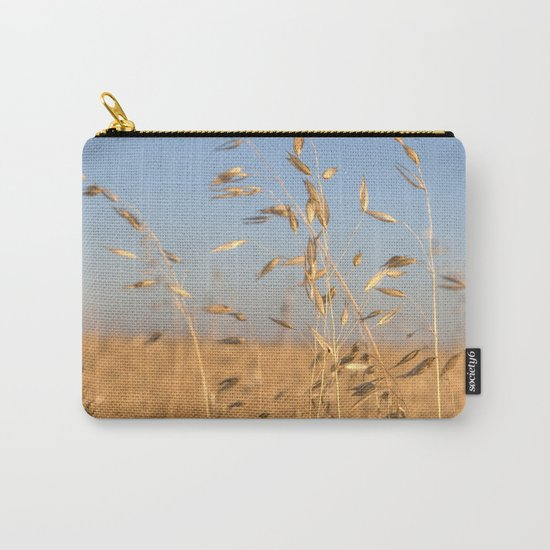Provence Summer field Carry-All Pouch