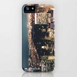 central park at night iPhone Case