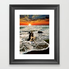 Gypsy Tide Framed Art Print