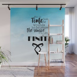 Time Heals All Wounds Wall Mural