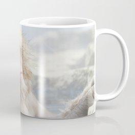 Snow Monkey Hot Springs Coffee Mug