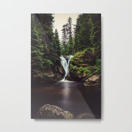 Pure Water - Landscape and Nature Photography Metal Print