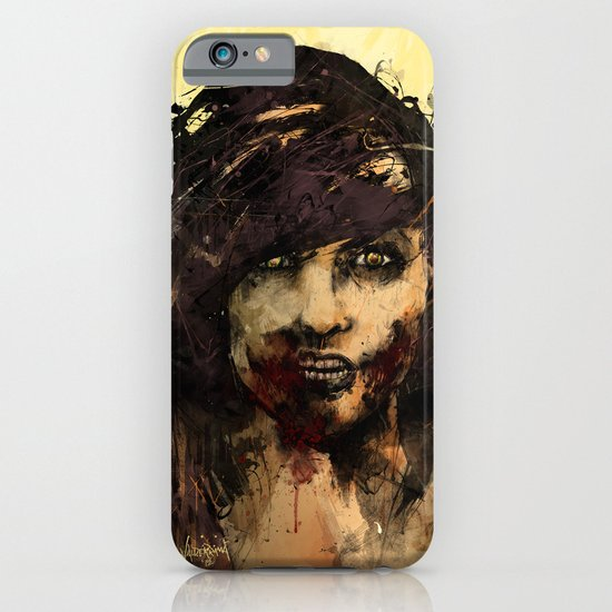 Female Zombie iPhone & iPod Case