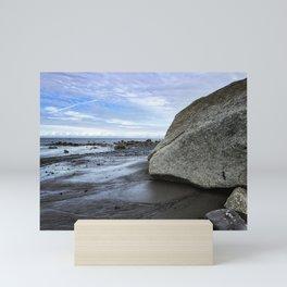 Kenai Beach Mini Art Print