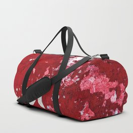 Red Chips Duffle Bag