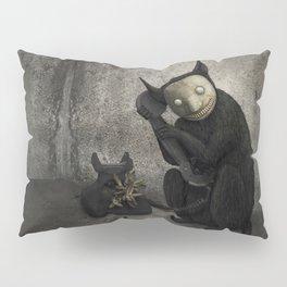 Voces perdidas Pillow Sham