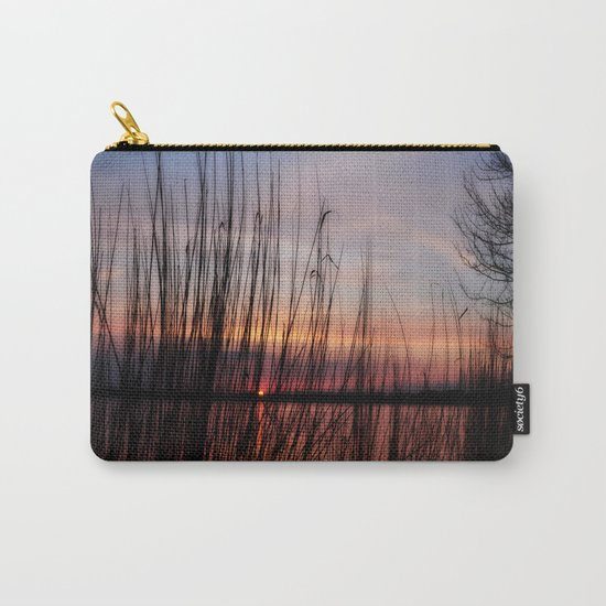 sunset nature Carry-All Pouch