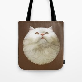 Round Cat - Yom Tote Bag