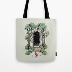 Forest Gate Tote Bag