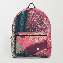 Sea Cucumber Trepang Vintage Sealife Illustration Backpack