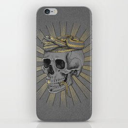 stay gold iPhone Skin