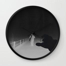 Left Click Wall Clock