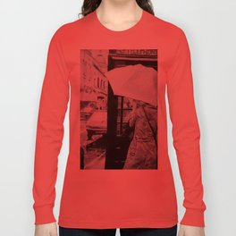 """""""In The City"""" Long Sleeve T-shirt"""