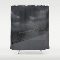 Sonora Pass Shower Curtain