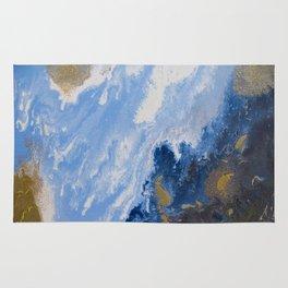 Sky blue Rug
