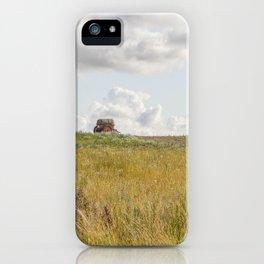 Lone Trac iPhone Case