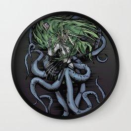 Limerence Leviathan Wall Clock