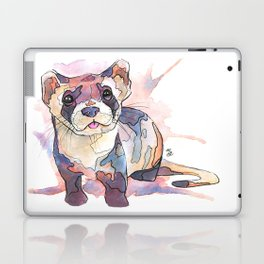 Black-Footed Ferret Laptop & iPad Skin