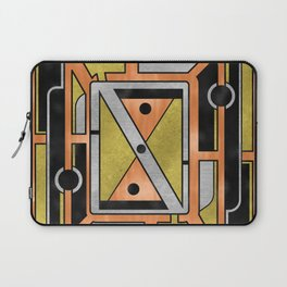 Star Chart - Metallic Coloring Laptop Sleeve