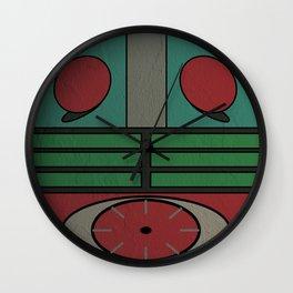 Kamen Rider Ichigo Wall Clock