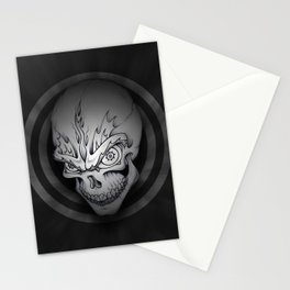 Every man must die Stationery Cards