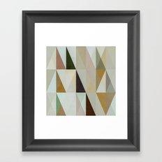 The Nordic Way XVI Framed Art Print