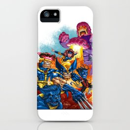 The X-Factor iPhone Case