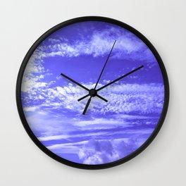 A Vision Of Nature Wall Clock