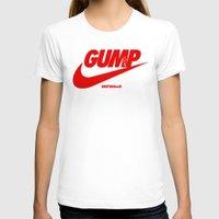 forrest gump T-shirts featuring Gump- JustDoIt III by IIIIHiveIIII