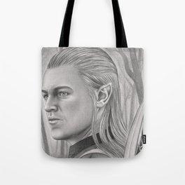 Elf Archer Tote Bag