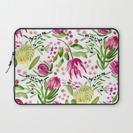 Protea Flower Bloom Laptop Sleeve