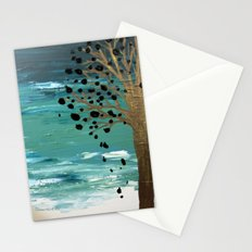 Sakura - Night Stationery Cards