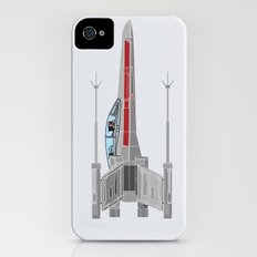Red Leader to Goose, It's A TRAP! Slim Case iPhone (4, 4s)