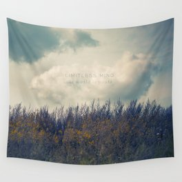 Limitless Mind Wall Tapestry