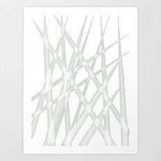 In the long grass (version 3) Art Print