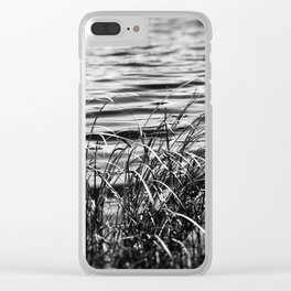 Whispers Clear iPhone Case