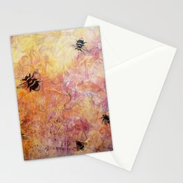 The Queen's Song: All Hail the Queen Stationery Cards