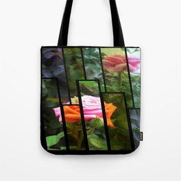 Pink Roses in Anzures 5  Tinted 1 Tote Bag