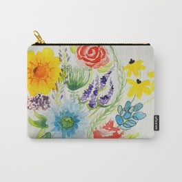 Boquet Carry-All Pouch