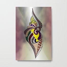 fantastic geometrical forms -5- Metal Print